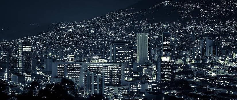 Medellin by Alejandro Tejada