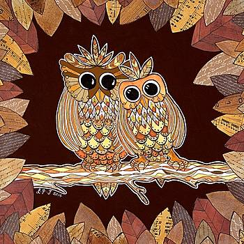Owl Always Love You by Lisa Frances Judd