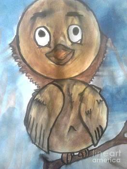 Owl by Amelia Rodriguez