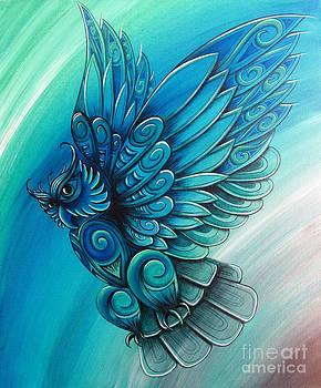 Owl by Reina Cottier