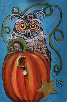 Owl Time by Cathi Doherty