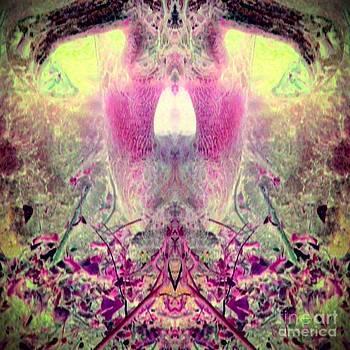 Owl Tree 2 by Karen Newell