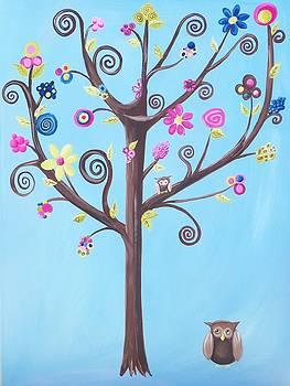 Owl Wait For You by Tracie Davis