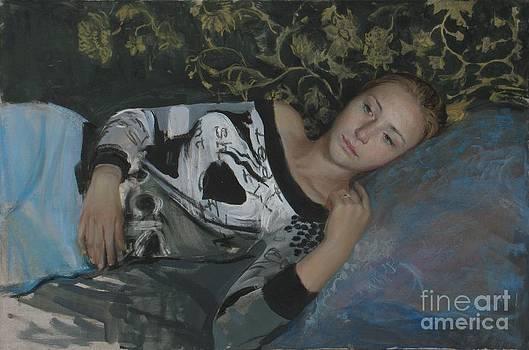 Oxana by Korobkin Anatoly