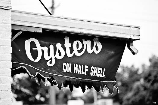 Scott Pellegrin - Oysters on Half Shell