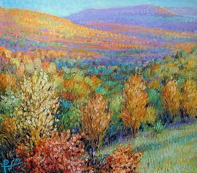 Ozark Fall by Henry David Potwin