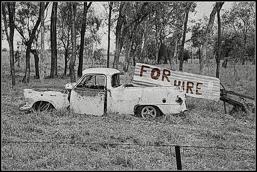 Ozzie Outback Humour by Debbie Howden