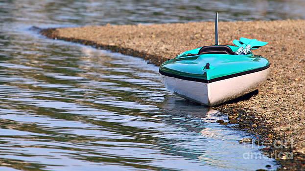 Paddle Boat Canoe by Ste Flei
