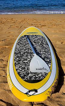 Paddleboard - Kaanapali by DJ Florek