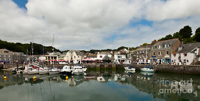 Padstow by Anthony Morgan