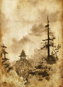 Pagoda Valley Altered by Sean Seal