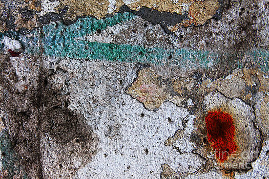 Paint and rust 24 by Jim Wright