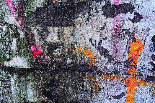 Paint and rust 31 by Jim Wright