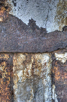 Paint and rust 5 by Jim Wright