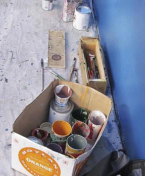 Paintbox by Lauren Steinhauer