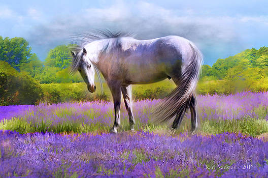 Painted For Lavender by Kari Nanstad