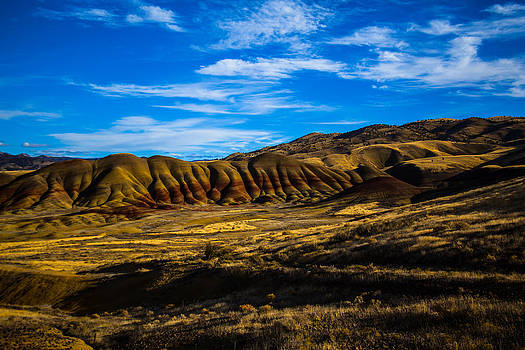 John Day National Monument 4 by Sally Bauer