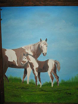 Painted by Kathy Livermore