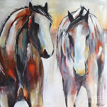 Painted Ponies by Cher Devereaux