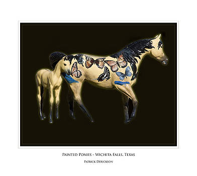 Painted Ponies by Patrick Derickson