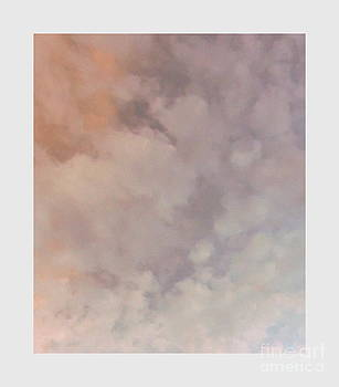 Painted Sky 2 by Kim Doran