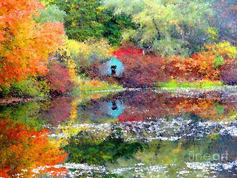 Painter's Palette by Jack Gannon