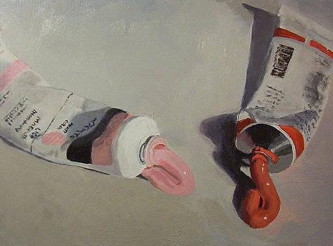 Painting Paint by Rachel Hames