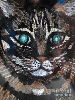 Judy Via-Wolff - Painting   Snugs