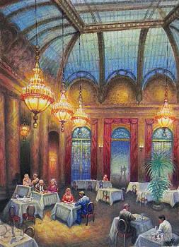 Palace Hotel by Raffi  Jacobian