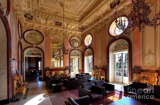 English Landscapes - Palacio De Estoi