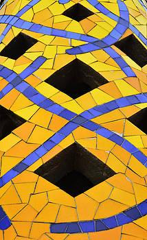 Palau Guell Chimney by Jack Daulton