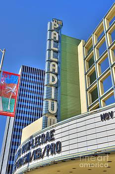 David Zanzinger - Palladium Hollywood CA world-class entertainment