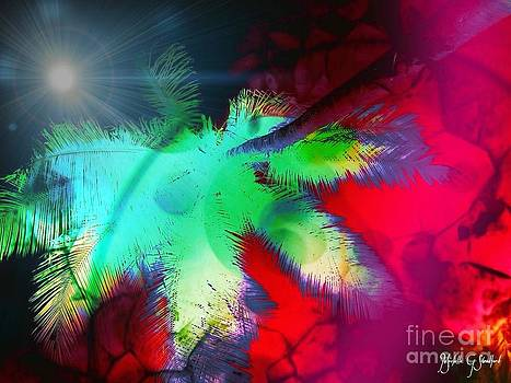 Palm Prints by Michelle Stradford