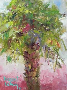 Palm Tree by Nancy LaMay