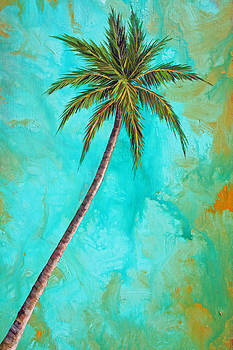 Palm Tree Studio by Gabriela Valencia
