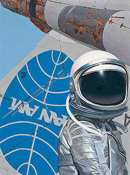 Pan Am by Scott Listfield