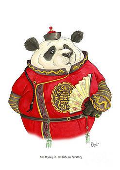Panda by Blair Bailie