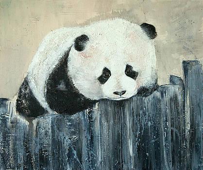 Panda by Justine Tiburzi