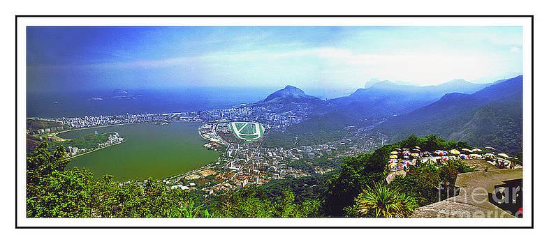 Pano Rio de Janeiro Ver-1 by Larry Mulvehill