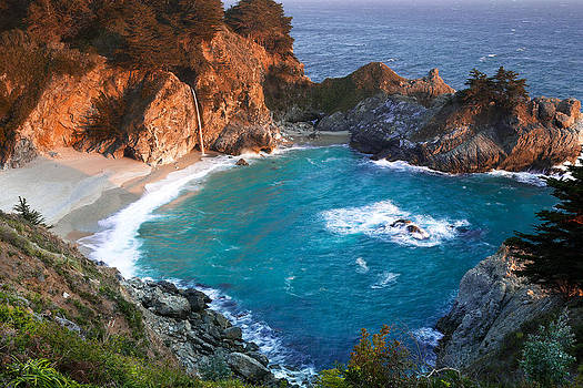 Paradise Cove by David  Forster