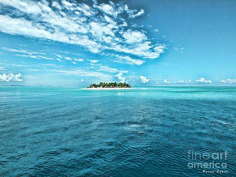 Paradise in Fiji by Karen Lewis