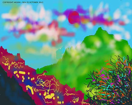 Paradise Lost by Arjun L Sen