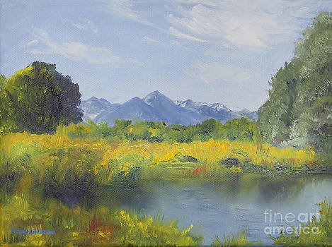 Paradise Valley by Terry Anderson