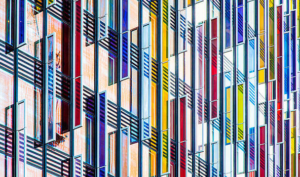 Parallels and Rectangles by Adam Pender