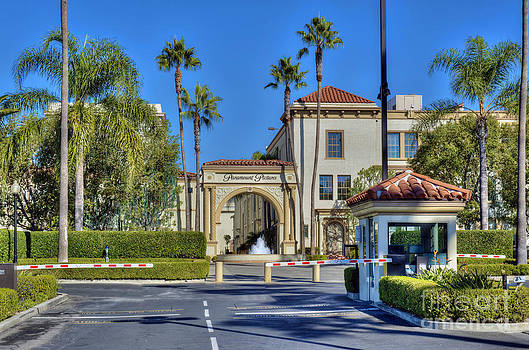 David Zanzinger - Paramount Studios Hollywood movie studio