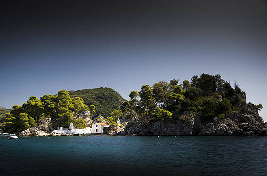 Parga Greece by Andrew James