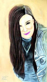Ayasha Loya Aka Pari  Dominic - Pari Chumroo Portraiture