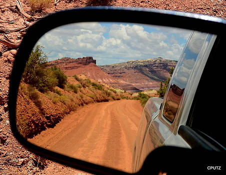 Paria in my Rearview by Carrie Putz
