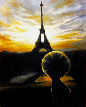 Paris After The Rain by Christine Maeda