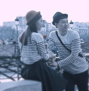 Paris China Lovers by Paris Color